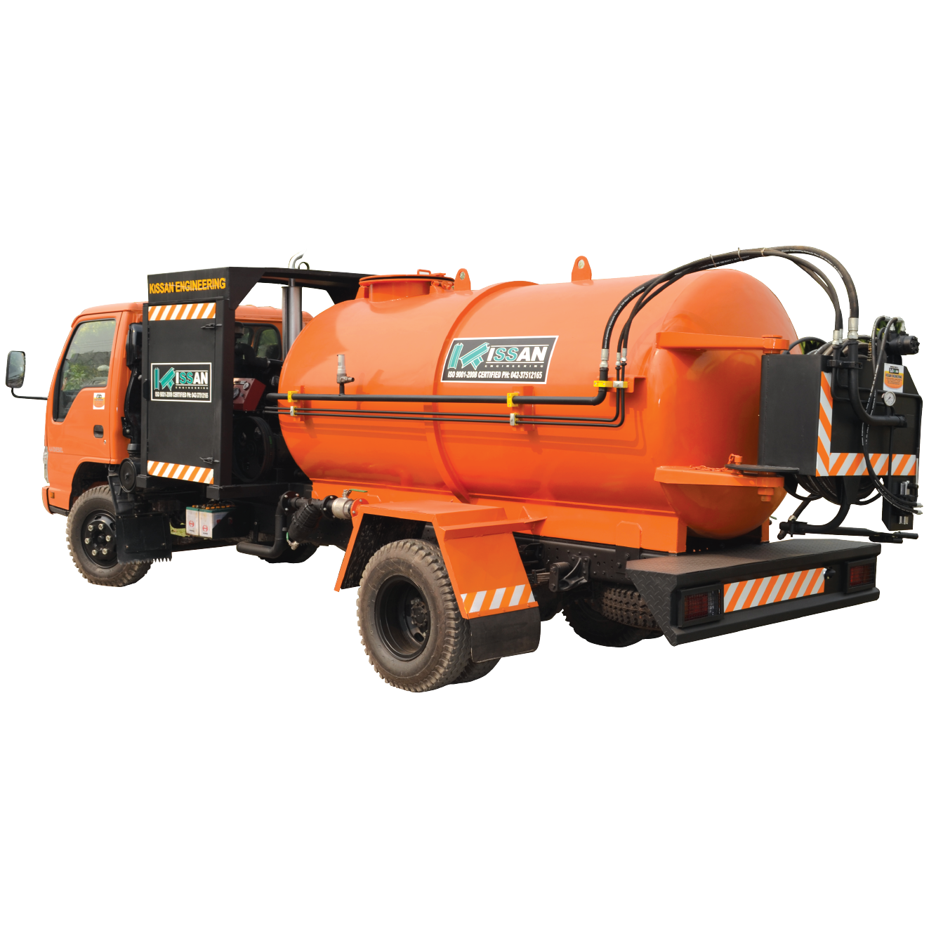 Sewer Jetting Unit