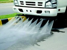 Road Washing graphic