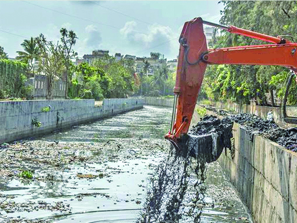 Open Drain / Nullah Cleaning