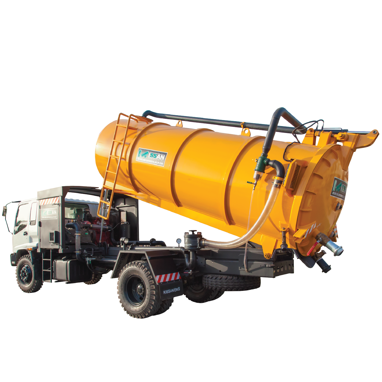 Sludge Suction Unit